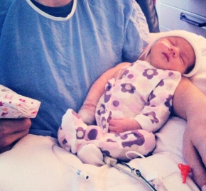 How Spending 1 Week In NICU Kick Started Our ParentingStyle.