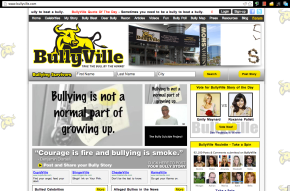 Bullyville.com: Standing Up To Bullying? Or Involuntarily Making The Problem Worse?