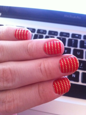 Essie Sleek Stick Nail Strips Saved My Manis!